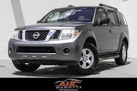 grey nissan pathfinder 2008 nissan pathfinder s stock 650814 for sale near marietta ga