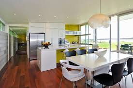 modern and open design kitchen