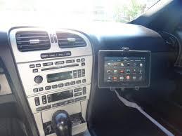 porta tablet samsung per auto blackberry tablet blackberry playbook installato sul cruscotto