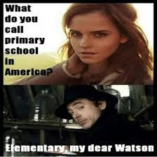 Funny Sherlock Memes - elementary my dear watson image 1824260 by maria d on favim com