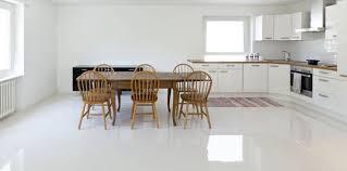 Porcelain Kitchen Floor Tiles Captivating White Floor Tile Kitchen Gallery Best Inspiration
