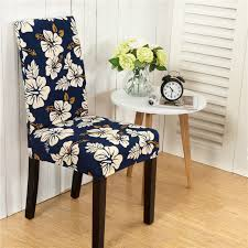 dining chair covers sunnyrain 4 6 pieces polyester chair covers spandex wedding chair