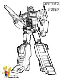 fancy optimus prime coloring 42 seasonal colouring pages