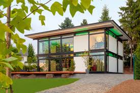 Huf Haus Floor Plans by Individual House Contemporary Two Story Modum 7 10 Huf