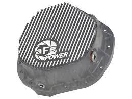 Ford Diesel Truck Radiator Cover - dodge diesel afe power