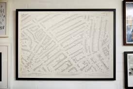 St John Map Vintage London St John U0027s Wood Ordnance Survey Map For Sale At Pamono