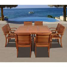 8 9 person square patio dining furniture patio furniture the
