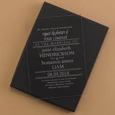 acrylic wedding invitations acrylic wedding invitations acrylic invitations acrylic
