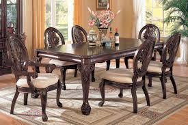 coaster dining room sets coaster tabitha rectangular dining table set