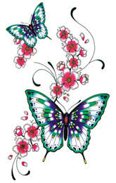 butterfly ankle designs reviews designs for wrist