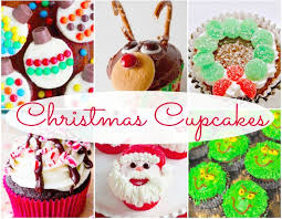 15 easy christmas cupcake decorating ideas totally the bomb com