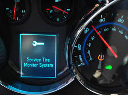 service tire monitor system warning