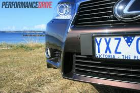 lexus gs 350 performance 2012 lexus gs 350 sports luxury review performancedrive