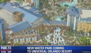 Map Of Universal Studios Orlando by Universal Orlando U0027s Volcano Bay Water Park To Open In 2017