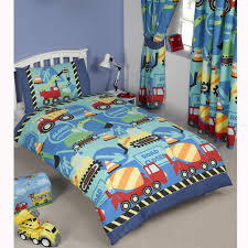 Cow Duvet Cover Construction Time Building Site Diggers Duvet Covers U2013 Twin