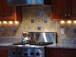 kitchen tile backsplash ideas with oak cabinets u2014 home design and