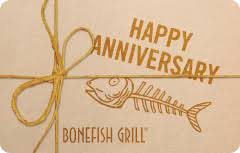 bonefish gift card kroger bonefish grill black gift card