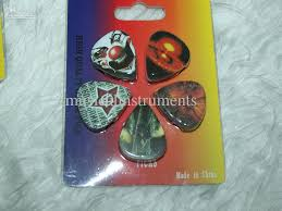 guitar picks wafery wholesale variety of patterns random delivery