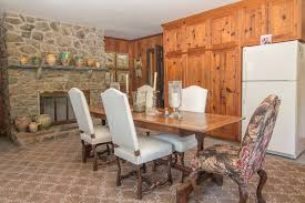 thomas talbot exclusive real estate middleburg virginia landmark to the right of the foyer is the dining room 16 x 15 with access to the cozy pine paneled study with full bath beyond the dining room one enters the