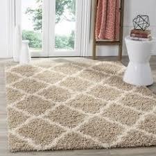 Overstock Com Large Area Rugs Hand Tufted Safavieh Moroccan Cambridge Beige Cream Wool Rug