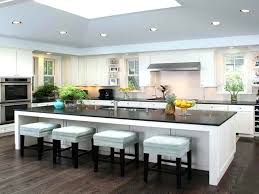 free standing kitchen islands with seating kitchen island ideas with seating stylish modern freestanding