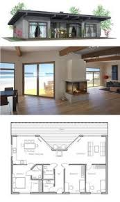floor plans for small houses modern small house plan pinteres