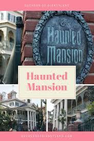 haunted mansion new orleans square disneyland disneyland new