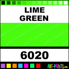 lime green quality spray paints aerosol decorative paints 6020