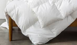 bedding blog how to care for down bedding parachute blog