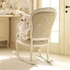 rocking chair chambre bébé rocking chair blanc chambre bebe design ours creme open inform info
