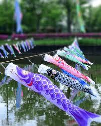 5 000 fluttering fish flags jonelle patrick u0027s only in japan