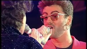 George Michael Youtube by George Michael With Lisa Stansfield These Are The Days Of Our