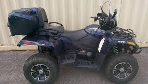 arctic cat trv 550 limited eps motorcycles for sale