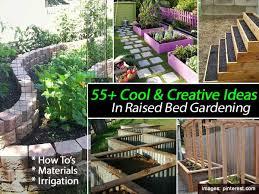 55 cool u0026 creative ideas in raised bed gardening
