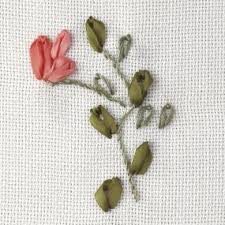 silk ribbon embroidery beginners silk ribbon embroidery five easy stitches threads