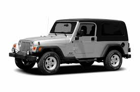 how wide is a jeep wrangler 2005 jeep wrangler overview cars com