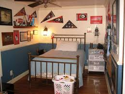 Bunk Bed Headboard Brown Wooden Bed Frames With High Headboard Boys Bedroom Themes