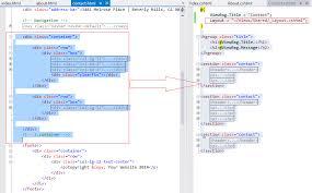 Html Top Navigation Bar Asp Net Mvc Application With Custom Bootstrap Layout Technet