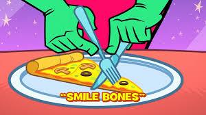 smile bones teen titans wiki fandom powered wikia