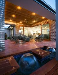 home design builders sydney alfresco and verandah of the sierra 31 home design display home by