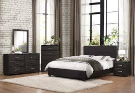 amazon com 4pc solid pine queen size bed complete bedroom furniture mid century tile flooring woman platform sets