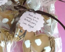 Cookie Favors by Cookie Favors Etsy