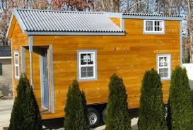 custom tiny house on wheels 8 u0027x20 u0027 for sale in nj