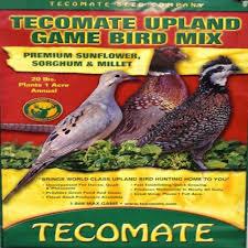 Floor Decor Upland Tecomate 20 Lb Upland Game Bird Professional Wildlife Seed Mix