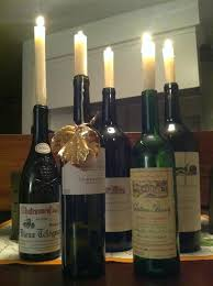 how to make a wine bottle l interior wine bottle candles