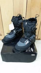 fischer bcx 875 3 pin 75mm backcountry telemark ski boots ast