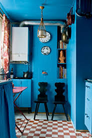 10 of the most inspiring colorful kitchen cabinets