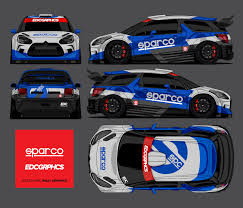 subaru rally decal citroen ds3 rally spec sparco decals edcgrphcs by edcgraphic on