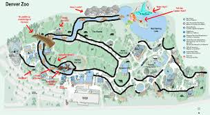 Fenn Treasure Map Denver Zoo Map Images