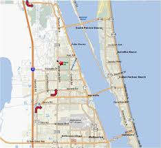 map melbourne fl tooth trot 5k melbourne florida february 11 2012
